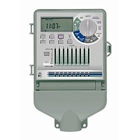 Orbit 57008 Sprinkler System 9-Station Indoor Mounted Sprinkler System Control Timer