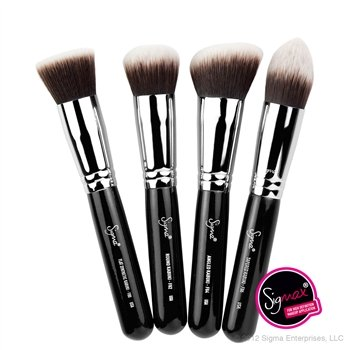 Best Cheap Deal for Sigma Synthetic Kabuki Kit 4 Brushes from Sigma Beauty - Free 2 Day Shipping Available