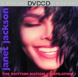 Janet Jackson - Rhythm Nation 1814 / Rhythm Nation Compilation (CD/DVD Combo Pack) - Zortam Music