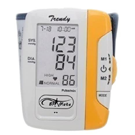 "Operon Trendy ""16"" Wrist type Blood Pressure Monitor"