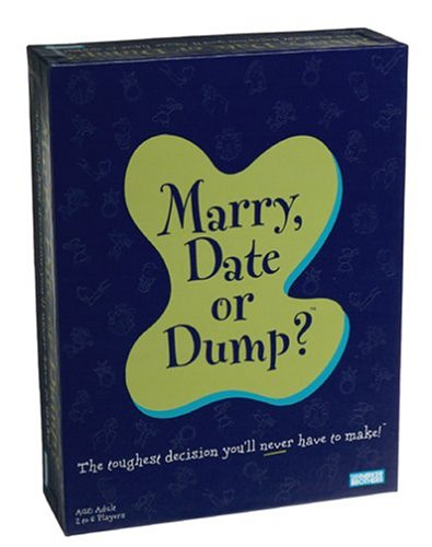 Marry, Date or Dump? Game