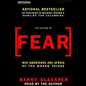 The Culture of Fear Hörbuch