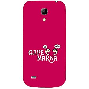Skin4gadgets GAPE MARNA Phone Skin for SAMSUNG GALAXY S4 MINI (I9190,I91192)
