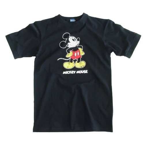 mickey mouse t shirt by disney vintage t shirts vintage style t shirt. Black Bedroom Furniture Sets. Home Design Ideas