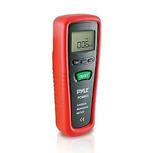 PYLE Meters PCMM05 Carbon Monoxide Meter Carbon