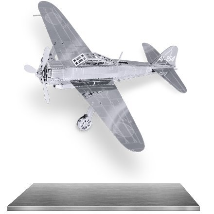 Fascinations Metal Earth 3D Laser Cut Model - Mitsubishi Zero