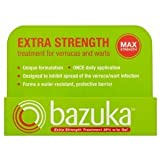 Bazuka Extra Strength Treament Gel 6g