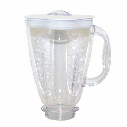 Oster Plastic Blender Jar, Clover Leaf Shape (Osterizer 6630 compare prices)