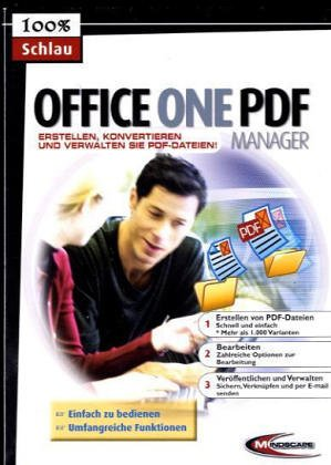 Office One PDF Manager, PC