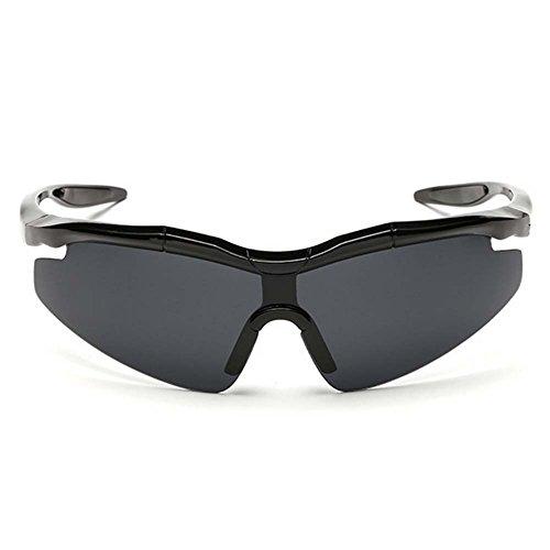 [Final Bliss Men's Wind-proof Riding Polarized Sports Sunglass(C2)] (Morpheus Costumes Sunglasses)