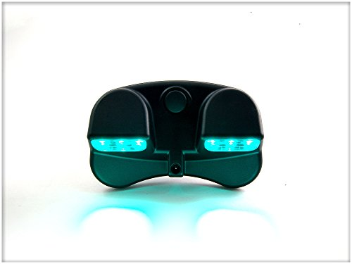deluxe feel bright light portable light therapy device. Black Bedroom Furniture Sets. Home Design Ideas