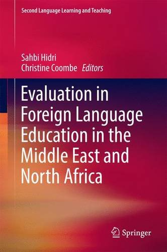 Evaluation in Foreign Language Education in the Middle East and North Africa (Second Language Learning and Teaching)