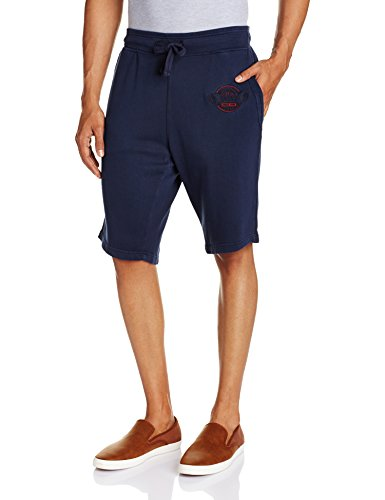 Basics-Mens-Cotton-Shorts