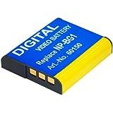 Invero ® Batterie pour Sony DSC-HX20V Appareil photo