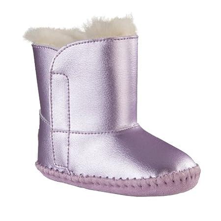 Infants UGG Australia Cassie Metallic Boots in Gold or Baby Pink