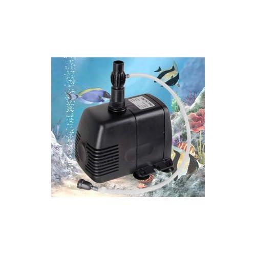 High Quality Coral Fish Sea Grass Plant Weed Aquatic Pond Water Filter Air Aquarium Fountain Pump 370 GPH