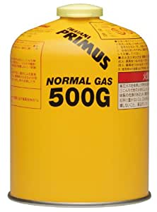 PRIMUS(プリムス) GAS CARTRIDGE ノーマルガス(大) IP-500G [HTRC 2.1]