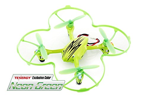 Tenergy Exclusive Color Hubsan X4 (H107L) 4 Channel 2.4GHz RC QuadCopter