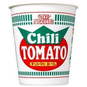 日清 カップヌードル チリトマト 20個