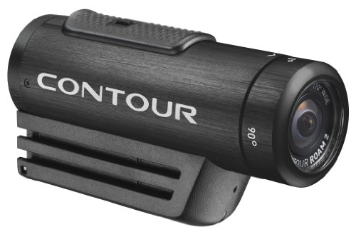 Best Buy! Contour ROAM2 Waterproof Video Camera (Black)