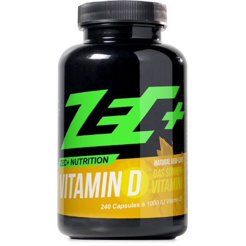 Zec+ Nutrition Vitamin D