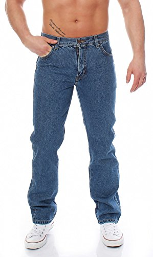 Wrangler da uomo, Jeans, regular fit Medium STW 34 W/34 L