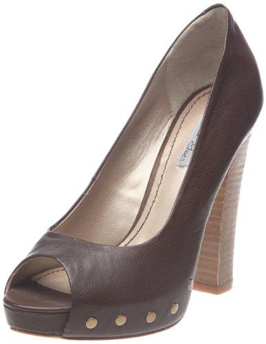 Tosca Blu Shoes Ninfea 1, Scarpe Con Tacco Donna, Marrone (Marron (60 T Moro)), 40