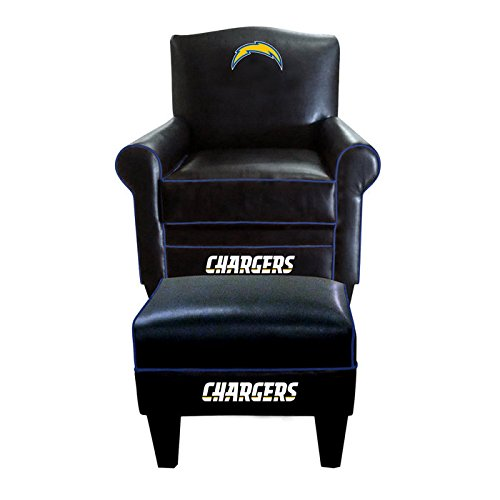 San Diego Chargers Recliner Chargers Leather Recliner