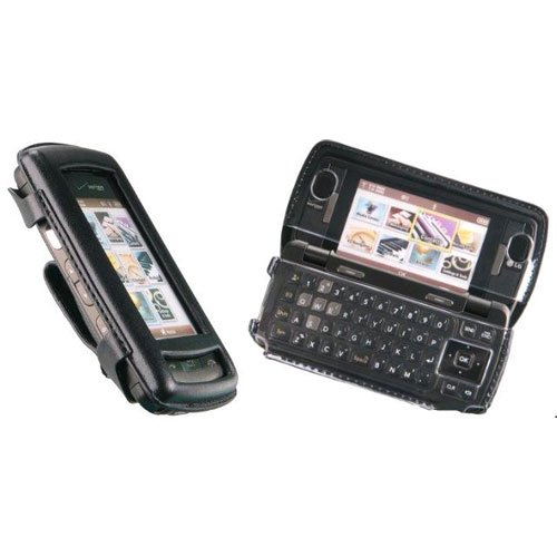 OEM Verizon LG enV Touch VX10000 Leather Fitted