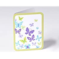 Butterfly Magic Note Cards