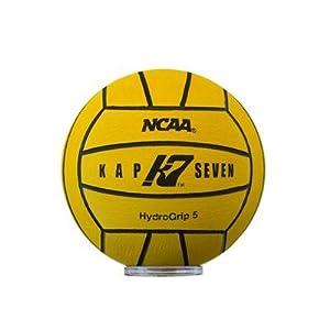 KAP7 HYDROGRIP WATER POLO BALL - SIZE 5 (Yellow)