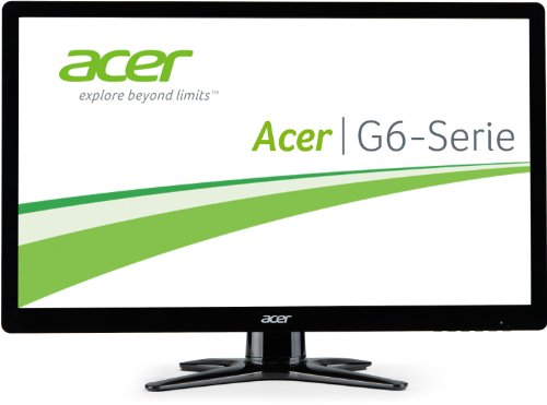 Acer G226HQLBBD 21.5 inch Full HD LED Monitor - Black