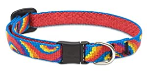 Lupine Lollipop Cat Safety Collar, 8 to 12-Inch