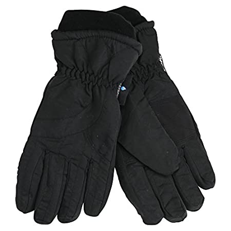 Keep your hands warm and dry while enjoying some winter fun with these waterproof women's gloves.