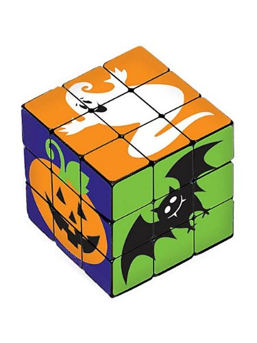Halloween Puzzle Cube