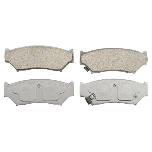 Premium Posi Ceramic Brake Pads Set Front for 99-03 Ford Windstar New
