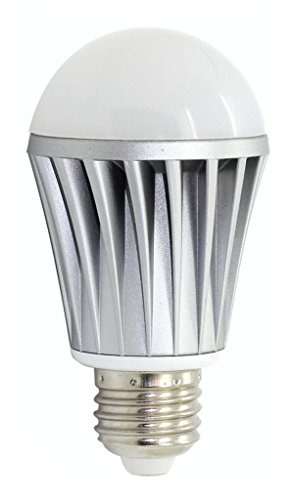 Generic Household Bright Led Light Bulb 66W Silver