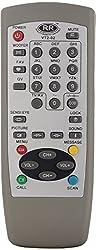 Sharp Plus Videocon VT202 TV Remote (SP) (Off-white)