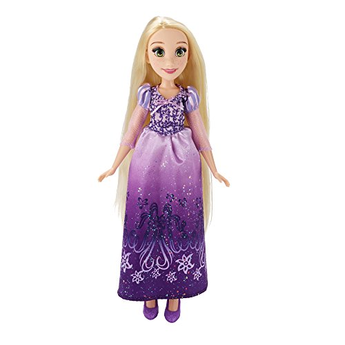Disney Princess Royal Shimmer Rapunzel Doll by Disney Princess