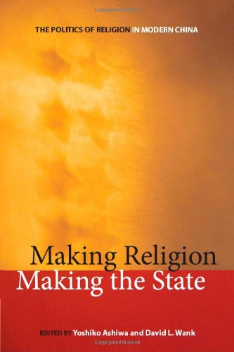 Making Religion, Making the State: The Politics of...