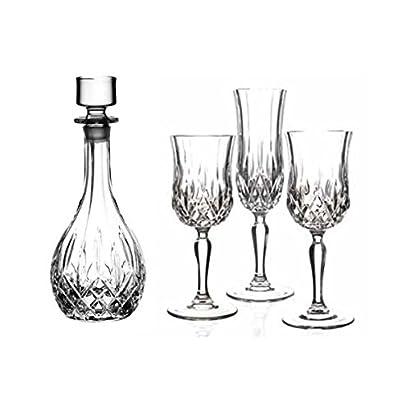 Bouchon Vide Set a/érateur vin avec Socle VinBouquet Papillon