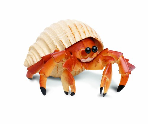 Safari Incredible Creatures Hermit Crab Figure