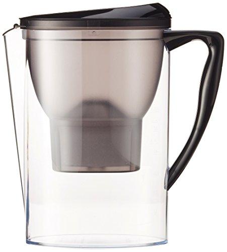 AmazonBasics - Jarra de filtrado de agua (2,3 L)