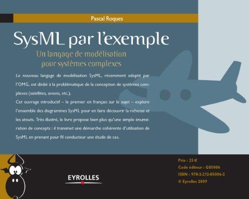 SysML par l'exemple