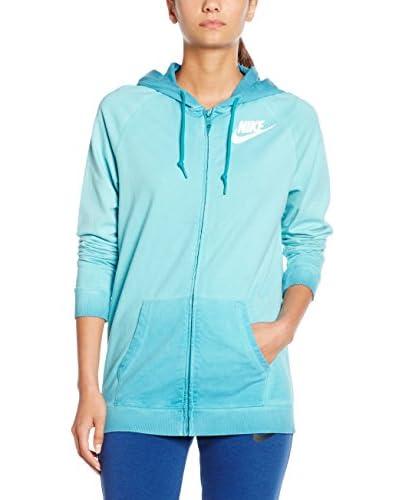 Nike Sudadera con Cierre Boyfriend Fz Hoody-Wash