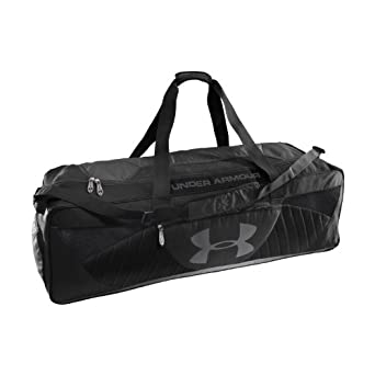 UA Juke Lax Duffel Bag Bags by Under Armour One Size Fits All Black