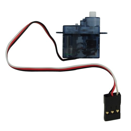 Gangnam Shop 3.6g Digital Torque Servo with Gears and Parts mini Servo
