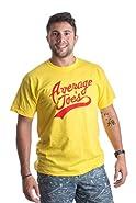 AVERAGE JOES Unisex T-shirt / Funny Dodgeball Team Jersey Joe's T-shirts