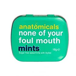 Anatomicals None Of Your Foul Mouth Mints
