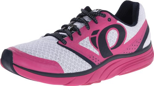 Pearl Izumi - Run Women's W EM Road M 2 Running Shoe,Rasberry Rose/White,8.5 D US Pearl Izumi - Run B00DNO1EWS